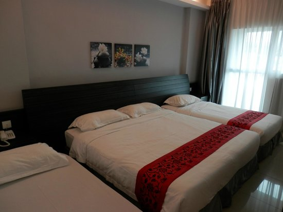 Ipoh Downtown Hotel: Family Room 213