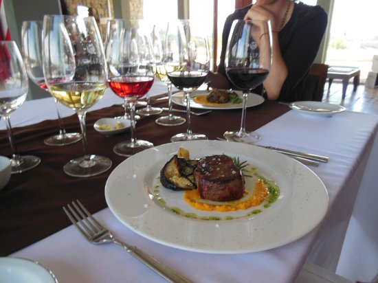 Liz Caskey Culinary & Wine Experiences: Lunch at Melipal - Mendoza