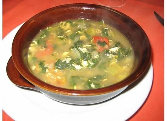 La Locanda del Prete: Ribollita Soup