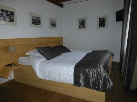 Hotel A l'Arbre Vert : Notre chambre