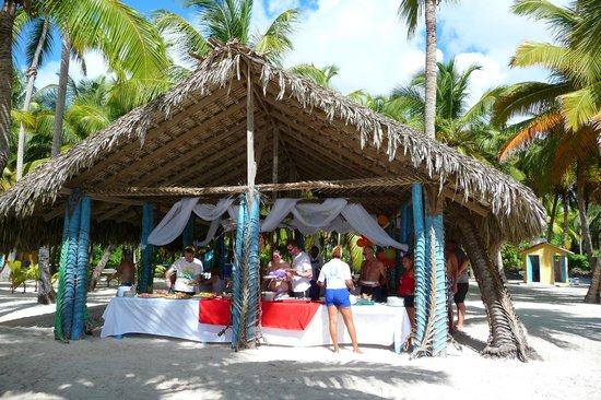 Concept Tours Punta Cana -  Private Day Tours: Moment repas...