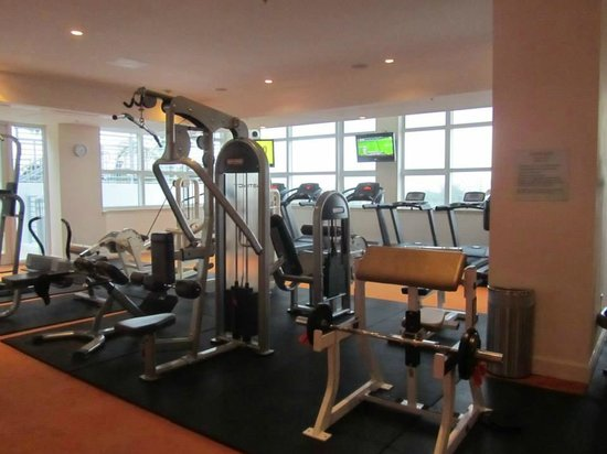 Grand Beach Hotel Fitness Center