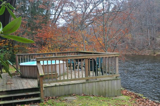 Rhododendron Cabin - Picture of Cheat River Lodge and