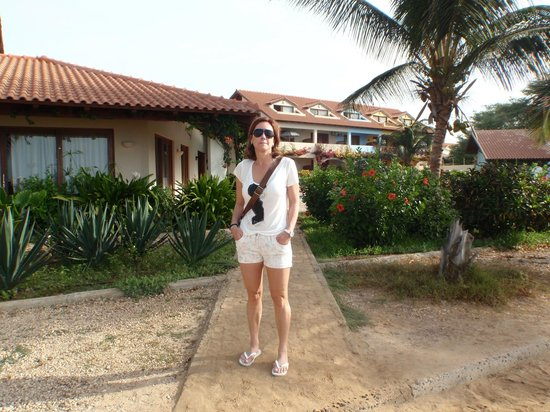 Porto Antigo Residence : Voorkant complex