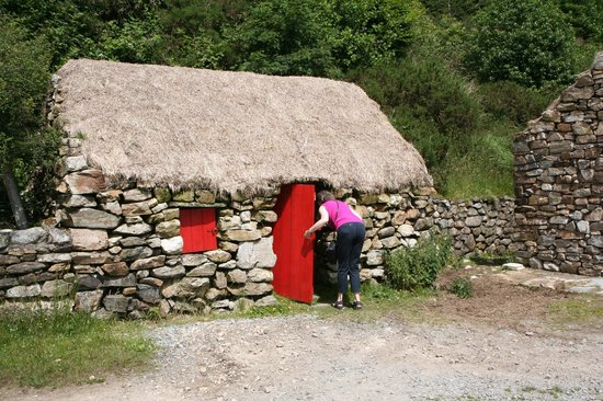 Connemara Heritage and History Centre: Der Stall