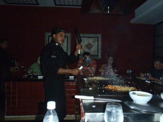Catalonia Royal Bavaro: Japanese restaurant - delicious!