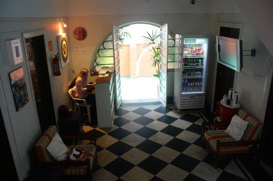 Pousada & Hostel São Paulo - Unidade 1 - Jardins: Recepção
