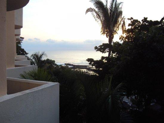 Grand Palladium Vallarta Resort & Spa: View from our room.