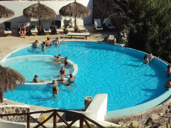 Grand Palladium Vallarta Resort & Spa: View of adult pool from our building