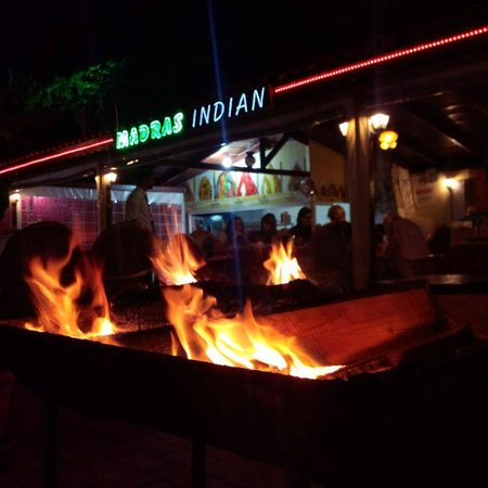 Madras Indian Restaurant: The amazing buffet to finish a lovely holiday