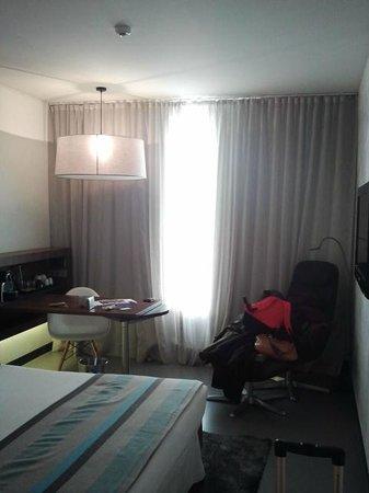 Inspira Santa Marta Hotel : Habitación