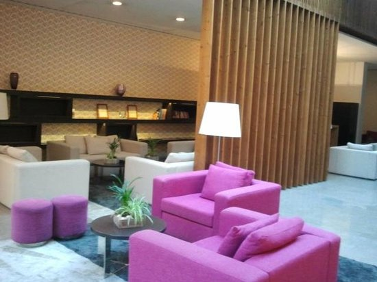 Inspira Santa Marta Hotel: Hall