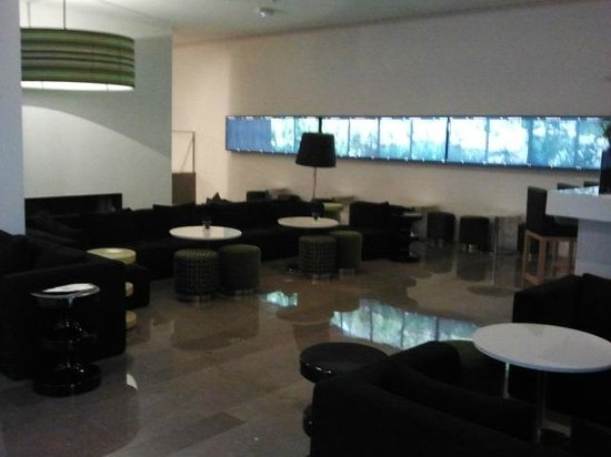Inspira Santa Marta Hotel : Cafetería/bar