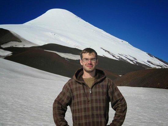 Fox Hill Bed & Breakfast: On the volcano