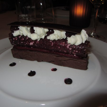 Restaurant JYS: JYS' version of Black Forest Cherry Cake
