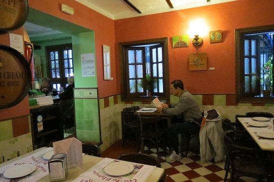Small Dining Room Picture Of Bar El Estrecho Marbella