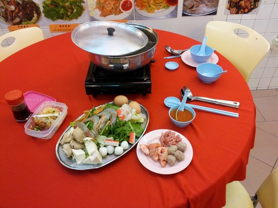 MM Adventure Travel and Discovery : Hot Pot Dinner