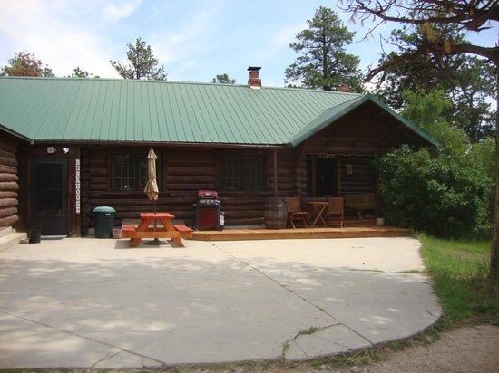 Black Forest Bed and Breakfast: The Homestead Cabin
