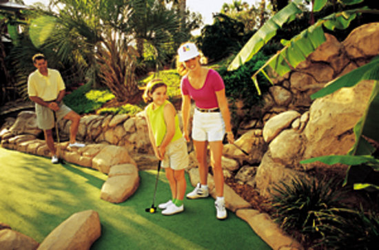 Fiesta Falls Miniature Golf