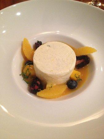 The Glenmorangie House: Dessert
