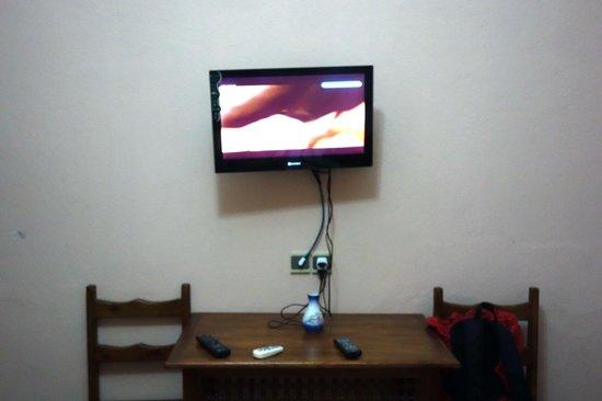 Hotel La Gazelle: satellite channels