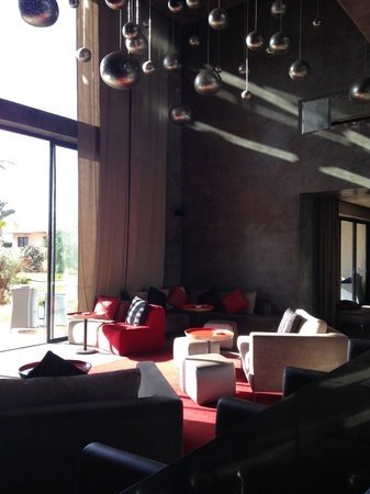 Sirayane Boutique Hotel & Spa: Bar and lounge area of Sirayane