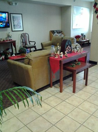 Microtel Inn & Suites by Wyndham Urbandale/Des Moines: More decorations to make people smile