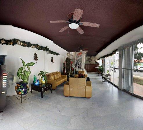 Hotel Tulum : Lobby