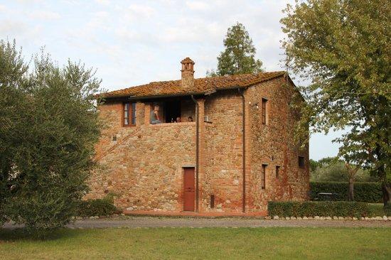 Il Selvino: Kleinste gebouw met appartementen