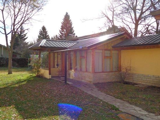 Casa Labian Bed&Breakfast: Vista de la cabaña