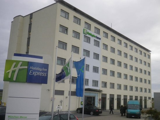 Holiday Inn Express Muenchen Messe: Hotel