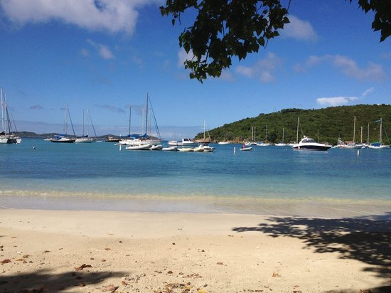 SUP St. John: what a beautiful location to paddle
