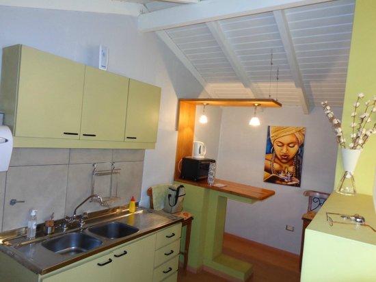 Casa Labian Bed&Breakfast: cocina