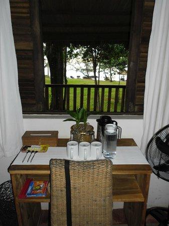 Mango Bay Resort: Schreibtisch