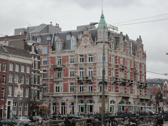 De L'Europe Amsterdam: Majestic facade
