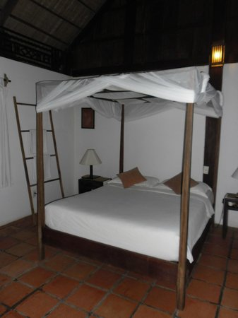 Mango Bay Resort: Bett