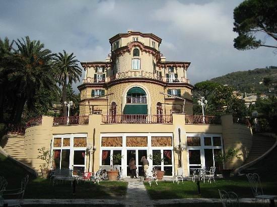Romantic Hotel Villa Pagoda: Villa Pagoda