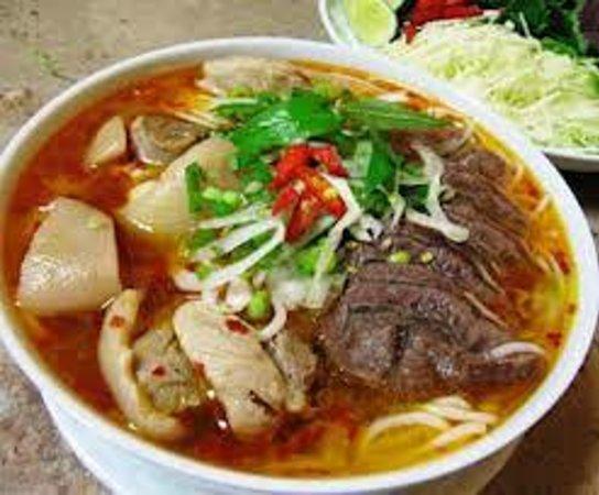 Valentine Hotel: Hue noodle