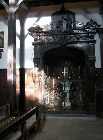 Eglise Saint-Jean-Baptiste : l'église