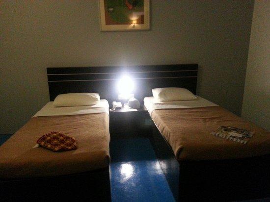 Kuala Melaka Inn: Double bed room