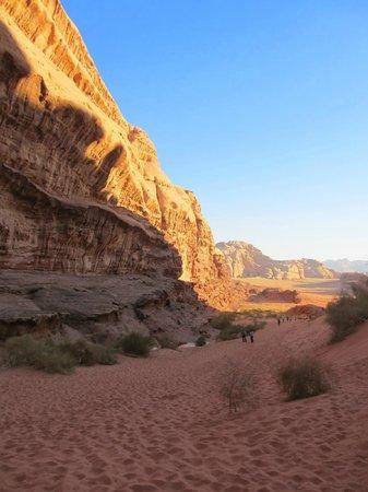 Bedouin Directions: Wadi Rum