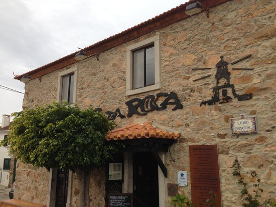 Refugio da Roca: ресторан