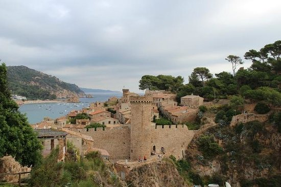 Don Juan Tossa: Крепость
