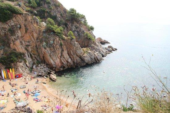 Don Juan Tossa: один из пляжей