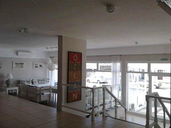 Atlantico Boutique Hotel: Recepção do Hotel
