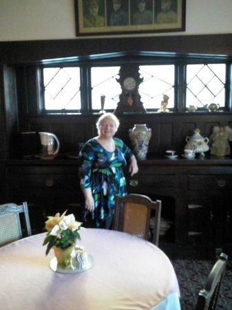 Oak Bay Guest House : beautiful folk