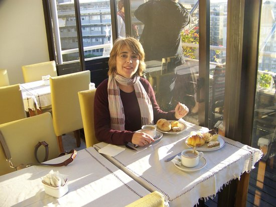 Vera Cruz Porto Hotel : Pequeno almoço delicioso