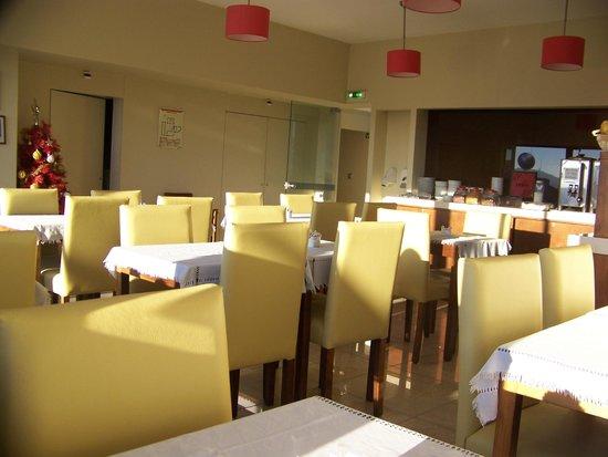 Vera Cruz Porto Hotel : sala de refeições