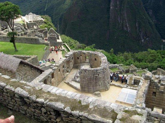 Machu Picchu Viajes Peru : Machu Picchu - Templo del Sol