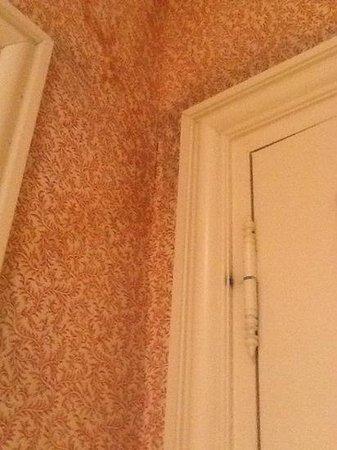 Hôtel Barrière Le Royal Deauville: entree de la chambre